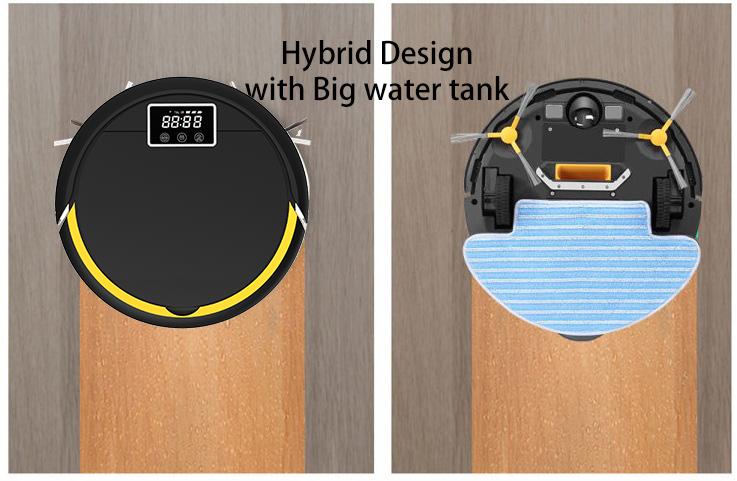 PetVac300 water tank